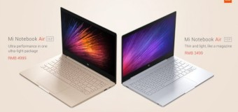 Review primer portatil Xiaomi Mi Notebook Air España